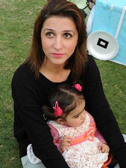 Sarah Rahman