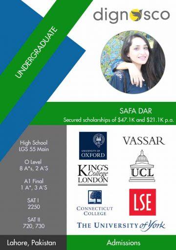 undergraduate case study